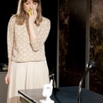 Lizzie Watts in BLINK, part of Brits Off Broadway at 59E59 Theaters. Photo Ludovic Des Cognets