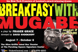 Breakfast with Mugabe