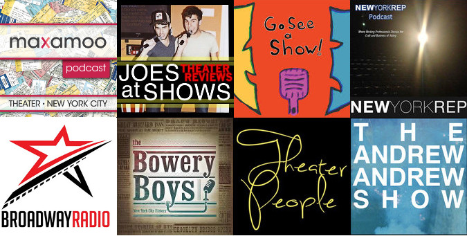 NYC Theater Podcasts