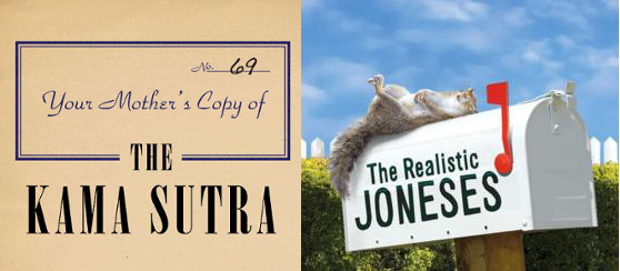 Your Mother's Copy of the Kama Sutra - The Realistic Joneses