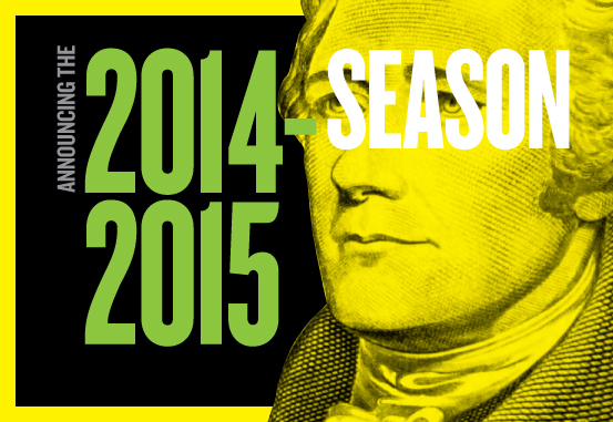 Public Theater 2014-2015 Season