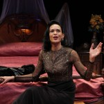 Rosa Arredondo as Madame in 'The Maids' - Photo by Rachael Shane