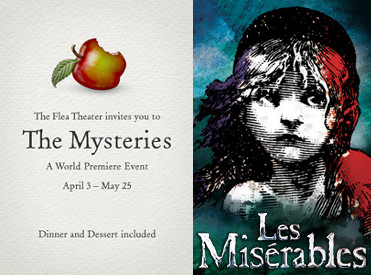 The Mysteries - Les Miserables