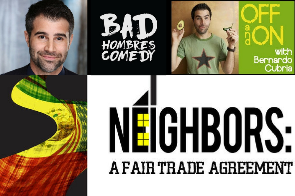 Interview With Bernardo Cubria Of Neighbors A Fair Trade Agreement
