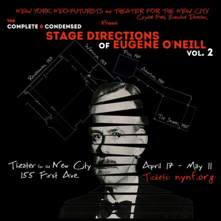 The Complete and Condensed Stage Directions of Eugene O'Neill, Vol. 2